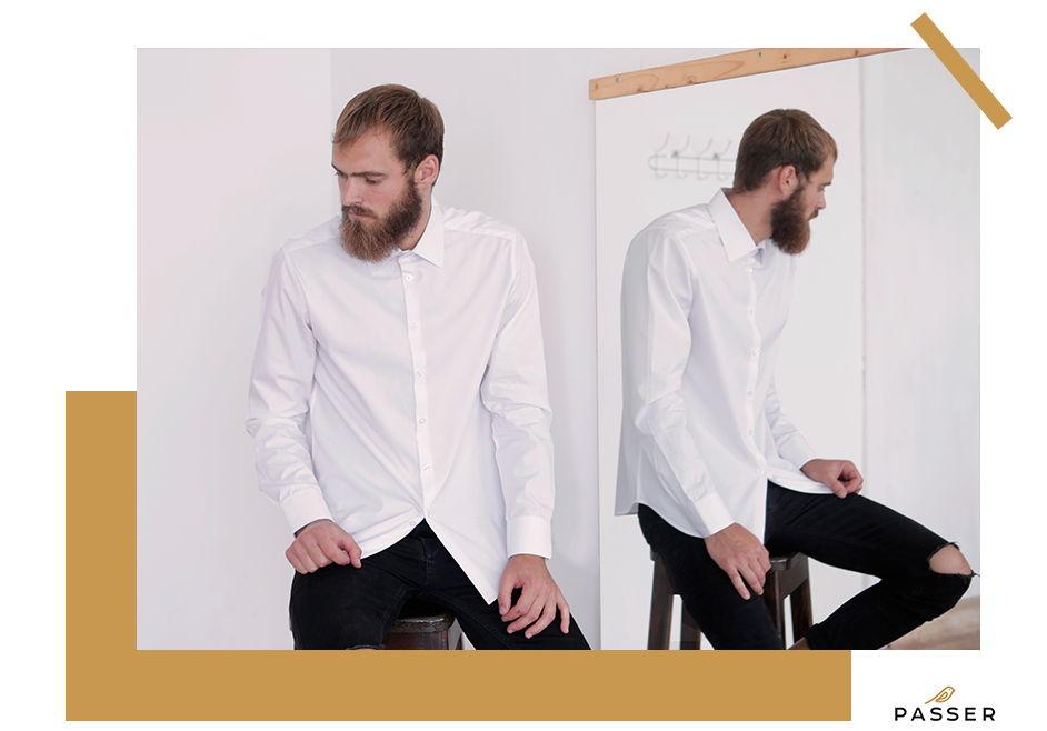 camasi barbati b-8
